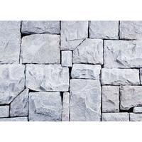 Искусственный камень серый